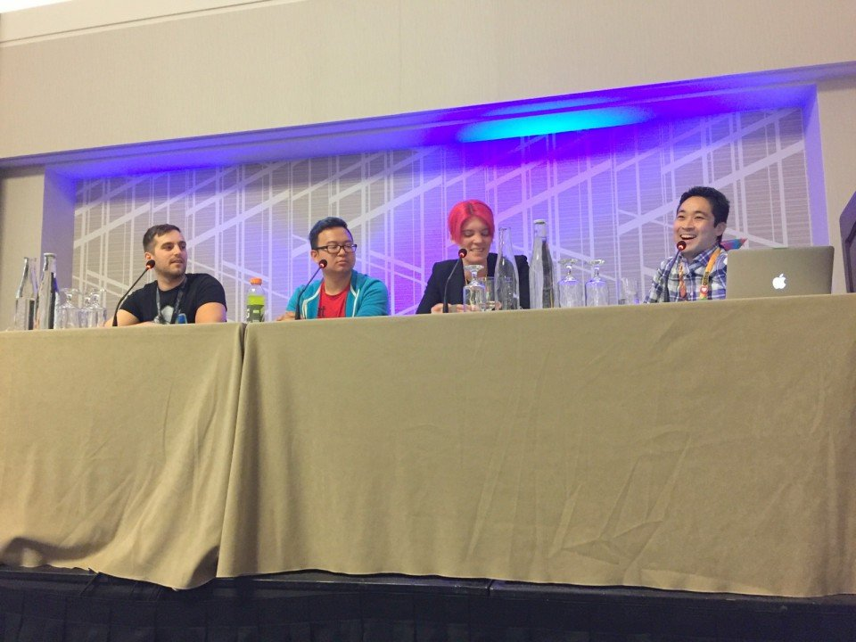 Inspiring even more people to create games!