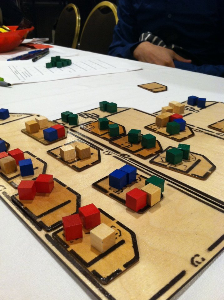 Block 2 Block, a game with a lot of strategy and customization