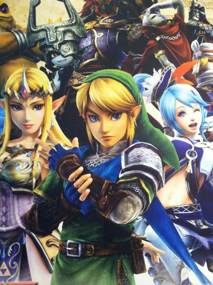 Link looking sharp